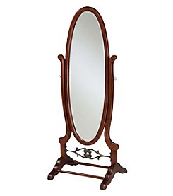 Powell® Cheval Mirror - Heirloom Cherry