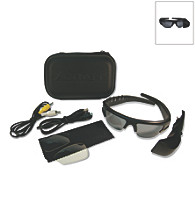 Active-i™ G1 Video Recording Sunglasses with Monocular Viewer