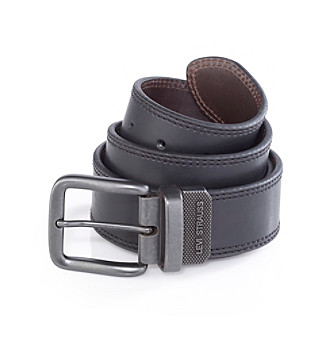 Levi's® Men's Reversible Belt - Black/Brown