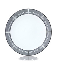 Nautica® Grover Beach 12.5-in. Round Platter - Gray