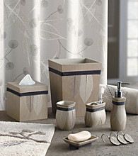 Croscill® Lacie Leaves Bath Accessory Collection