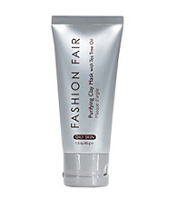Fashion Fair Purifying Clay Mask with Tea Tree Oil