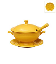 Fiesta® Dinnerware Marigold Soup Tureen and Ladle - LIMITED EDITION