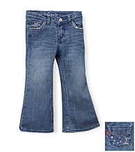 Levi's® Girls' 2T-6X Flare Leg Denim - Uncrushed
