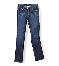 Levi's® Girls' 2T-6X Skinny Leg Denim - Dark Sky Wash