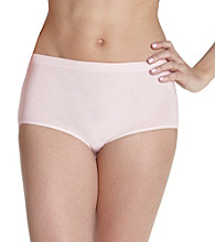 Jockey® Comfies Brief - Shell Pink
