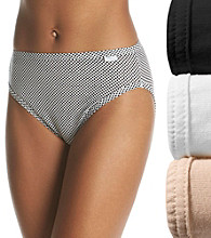 Jockey® Elance® 3-pk. French Cut Briefs