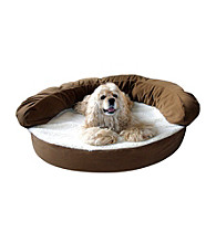 Carolina Pet Company Ortho Sleeper Bolster Pet Bed