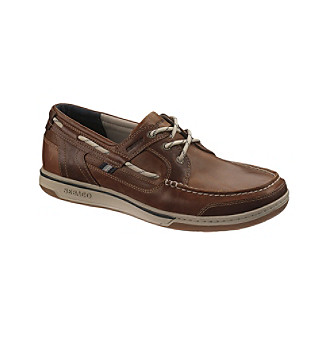"Sebago® Men's ""Triton"" 3-Eye Boat Shoes"