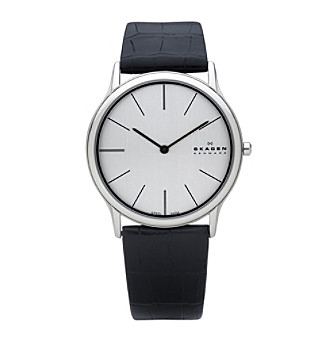 Skagen Denmark Men's Ultra Slim Stainless Steel Watch