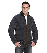 Chaps® Men's Diamond Quilt Coat