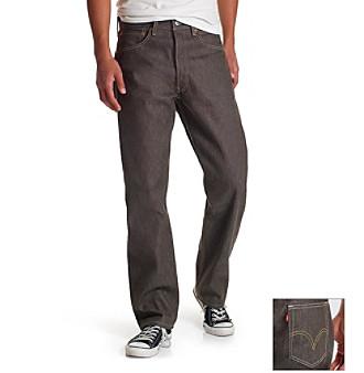 Levi's® 501® Men's Shrink-to-Fit Jeans - Brown