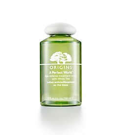 Origins® A Perfect World™ Age Defense Treatment Lotion with White Tea