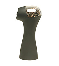William Bounds Black Sharp Shooter Gravity Pepper Mill