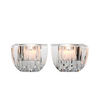 Reed & Barton® Soho Square Tealight Pair
