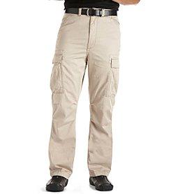 True Nation® Men's Big & Tall Broken-In Cargo Pants