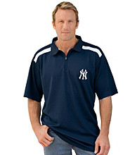 Men's Big & Tall MLB® Colorblock Zip Polo