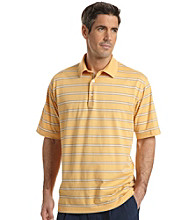 Cutter & Buck® Men's Big & Tall Paxton Stripe Jersey Polo