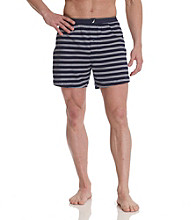 Nautica® Men's Early Dawn Stripe Boxers - Peacoat