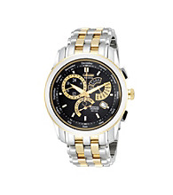 Citizen® Men's Eco-Drive Calibre 8700 Two-Tone Watch