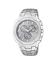 Citizen® Men's Eco-Drive Chronograph Stainless Steel Watch