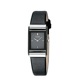 Citizen® Women's Eco-Drive Strap Watch with Black Dial
