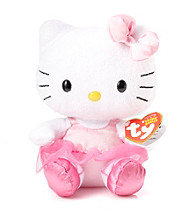 Ty® Hello Kitty® Pink Ballerina