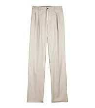 Harbor Bay® Men's Big & Tall Waist-Relaxer® Casual Pants