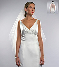 Nina Bridal Kate Two-Tier Elbow Length Veil