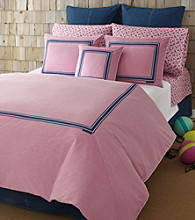 Oxford Red Bedding Collection by Tommy Hilfiger®