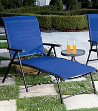 LivingXL Extra-Wide Backyard Folding Lounger