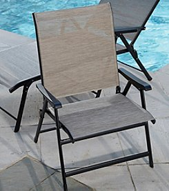 LivingXL Extra-Wide Backyard Folding Chair