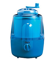 Deni Automatic Blue Ice Cream Maker with Candy Crusher