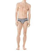 CK One Men's Microfiber Hip Briefs - Spear