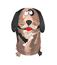 Redmon Brown Dog Pop Up Hamper