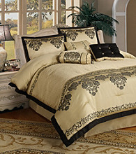 Fontain Gold 7-pc. Comforter Set by Central Park