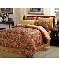 Hyde 8-pc. Comforter Set by Central Park