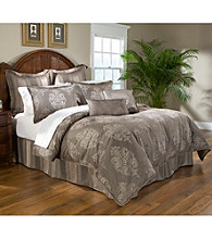 Marcello Taupe 12-pc. Comforter Set by Chelsea Frank®
