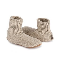 MUK LUKS Fireside Casuals Men's Ragg Wool Muk Luk Slipper