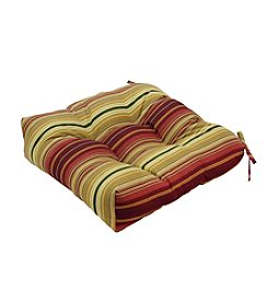 Greendale Home Fashions Outdoor Chair Cushion - Kinnabari Stripe