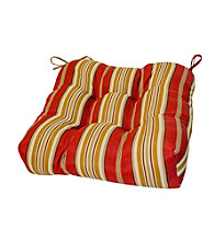 Greendale Home Fashions Outdoor Chair Cushion - Roma Stripe