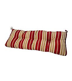 Greendale Home Fashions Outdoor Swing or Bench Cushion - Roma Stripe