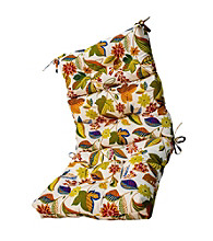 Greendale Home Fashions Outdoor High Back Chair Cushion - Esprit Multi