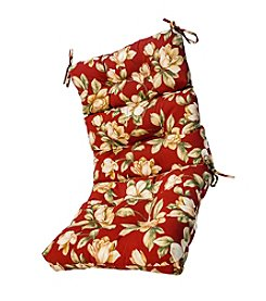 Greendale Home Fashions Outdoor High Back Chair Cushion - Roma Floral