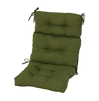 Greendale Home Fashions Outdoor High Back Chair Cushion - Su