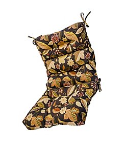 Greendale Home Fashions Outdoor High Back Chair Cushion - Timberland Floral