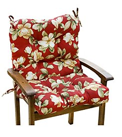 Greendale Home Fashions Outdoor Seat or Back Chair Cushion - Roma Floral