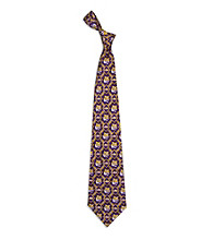 NCAA® Louisiana State University Men's Necktie - Pattern