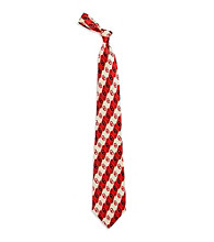 NCAA® University of Oklahoma Men's Necktie - Pattern