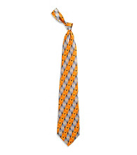 NCAA® University of Texas Men's Necktie - Pattern